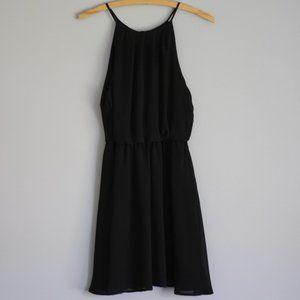 Lulu's (Lush) Black Dress